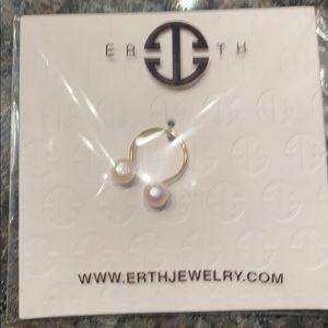 """Jewelry - ERTH """"TU Y YO"""" ( you & I) ring"""